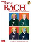 BEST OF BACH Book and CD
